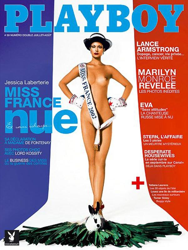 Miss France Nue